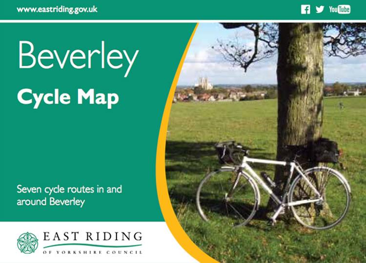 Beverley Cycle Map