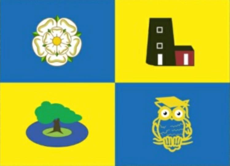Hutton Cranswick Village Flag