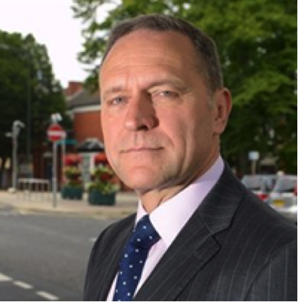 Keith Hunter Police and Crime Commissioner for Humberside