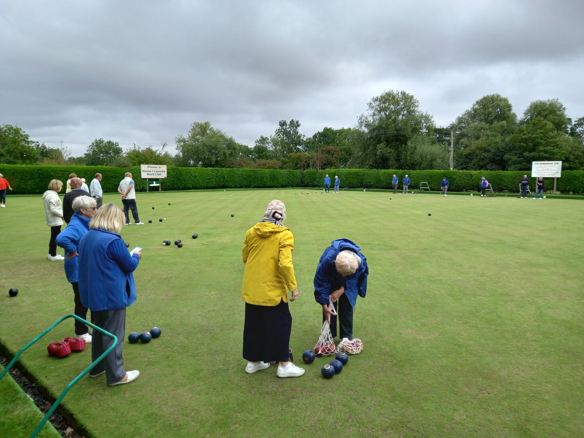 Huton Cranswick Bowls Club