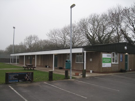 SRA Car Park and Clubhouse