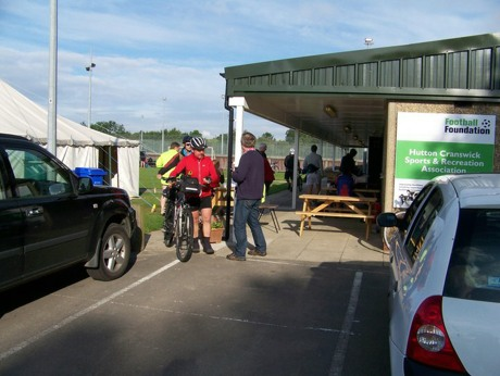 SRA Cycling Event